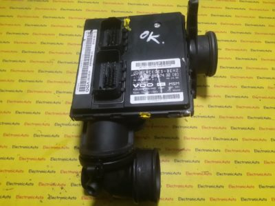 ECU Calculator motor Mercedes A140 1.4 A0275457432, A1661402400