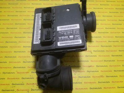 ECU Calculator motor Mercedes A140 1.4 A1661500179, A1661404600