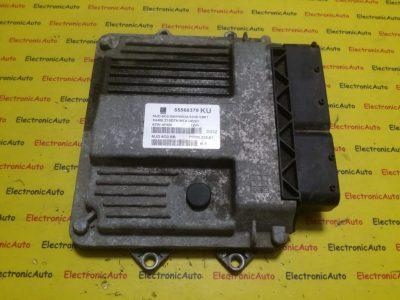 ECU Calculator motor Opel Corsa 1