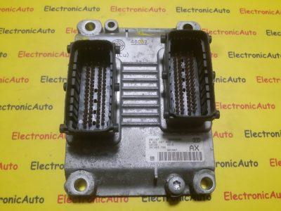 ECU Calculator motor Opel Corsa C 1.2 0261207423, 24443796