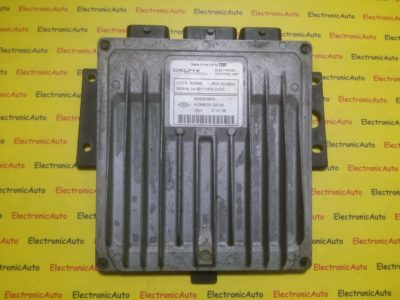 ECU Calculator motor Renault Kangoo 1.5DCI 8200303623, HOM8200129109
