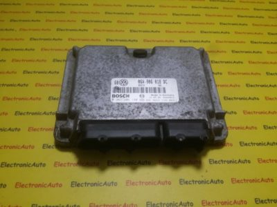 ECU Calculator motor VW Bora 2.0 0261206180, 06A906018DC