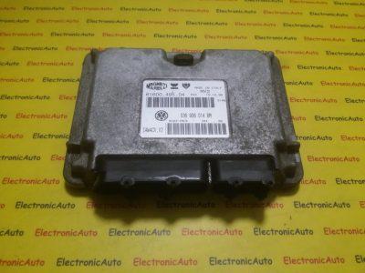 ECU Calculator motor VW Polo 1.4 036906014BM, IAW4CVV2