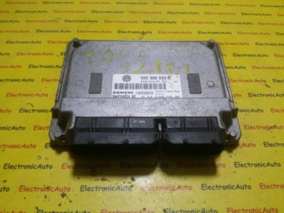 ECU Calculator motor VW Polo 1.2 03E906033R, 5WP4422402