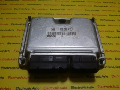ECU Calculator motor VW Polo 1.4TDI 0281010697, 045906019C