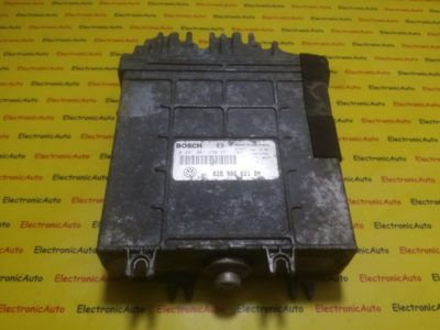 ECU Calculator motor VW Polo 1.9SDI 0281001450/451, 028906021BN