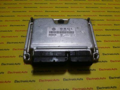 ECU Calculator motor VW Polo 1.9SDI 0281011319, 038906012HL