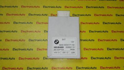 Modul servodirectie BMW X3, E83 32433404171