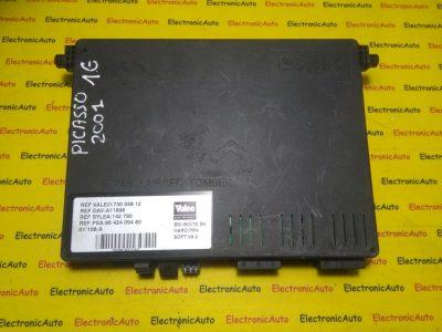 Panou de sigurante Citroen Xsara Picasso 73005812, 9642409480