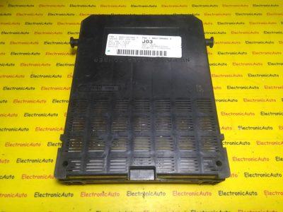 Panou de sigurante Peugeot 307 9651196880 A, 9651197580 A