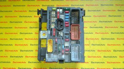 Panou sigurante Citroen Berlingo BSM-R05-0026, 9666700480