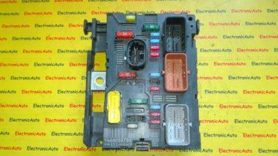 Panou sigurante Peugeot 307 BSM 9664055780