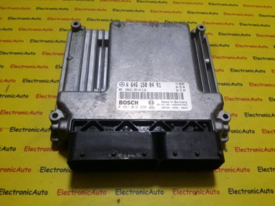 ECU Calculator motor Mercedes E220 2.2CDI 0281012226, A6461500491