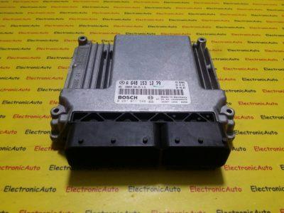 ECU Calculator motor Mercedes E320 3.2CDI 0281011349, A6481531279