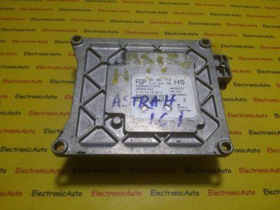 ECU Calculator motor Opel Astra H 1.6 55567114, 5WK9460