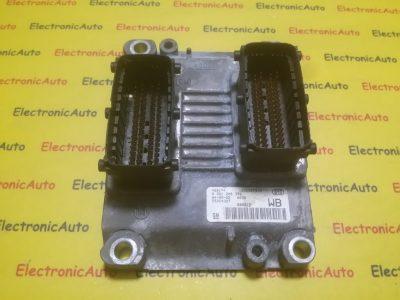 ECU Calculator motor Opel Corsa C 1.0 0261208393, 55354327