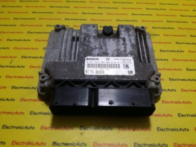 ECU Calculator motor Opel Vectra C 1.9CDTI 0281013409, 55205632