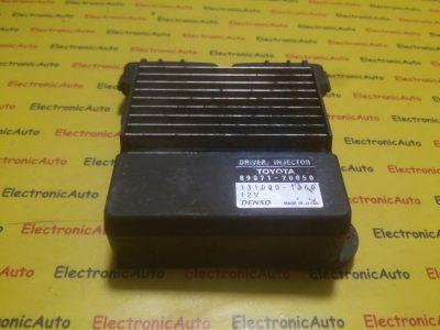 ECU Calculator motor Toyota Avensis 2.0D 8987120050, 1310001260
