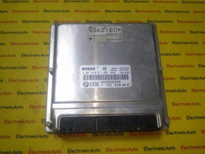 ECU Calculator motor Land Rover Freelander 2.0D 0281010811, 7792938
