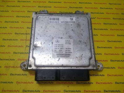 ECU Calculator motor Mercedes Sprinter 2.2CDI A6519002600
