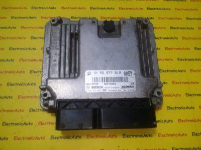 ECU Calculator motor Opel Insignia 2.0CDTI 0281017453, 55577619 AASY