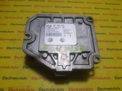 ECU Calculator motor Opel Astra H 1.8 55559272, 5WK9443