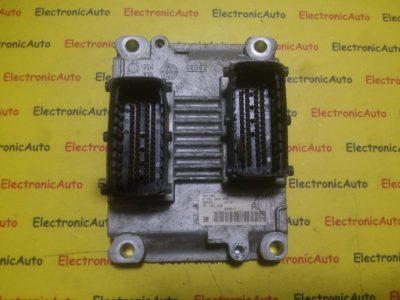 ECU Calculator motor Opel Corsa C 1.2 0261206075, 09185450