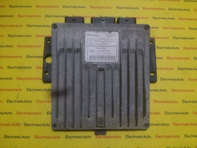 ECU Calculator motor Renault Clio 1.5DCI 8200250662, HOM8200129063