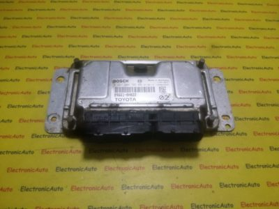 ECU Calculator motor Toyota Aygo C1 107 1.0 0261208702, 896610H022