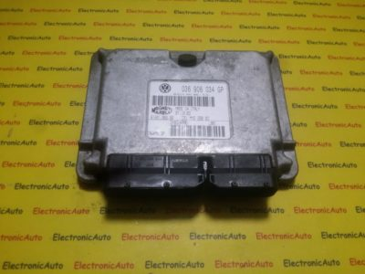 ECU Calculator motor VW Polo 1.4 036906034GP, 6160106602