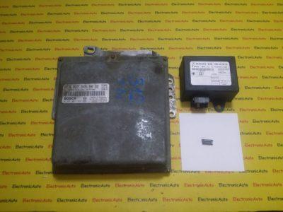 Kit pornireMercedes Sprinter 2.9TD 0281001982, A0275455032