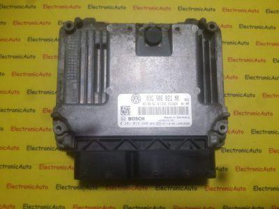 ECU Calculator motor VW Passat 2.0TDI 0281013440, 03G906021NK