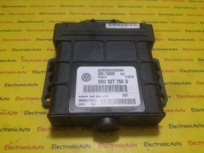 Calculator control Vw Touareg 3.0 TDI 09D927750D, MBMA012553