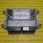 ECU Calculator motor Chevrolet Aveo 1.2 96983177, 5WY5968C