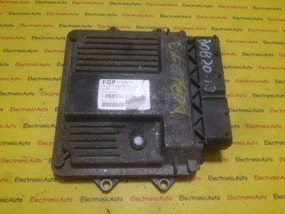 ECU Calculator motor Fiat Doblo 1.3JTD 51758210, MJD6JFD3
