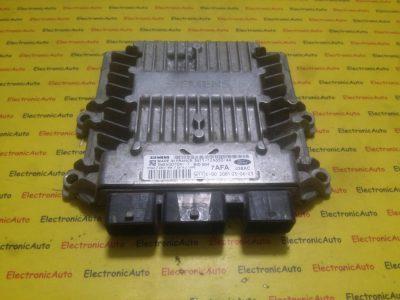 ECU Calculator motor FORD FIESTA FUSION 1.4 TDCI 3N1112A650AA, 5WS40070AT