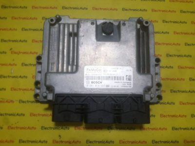 ECU Calculator motor Ford Focus 1.6TDCI BV2112A650ACC, 0281018993