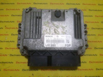 ECU Calculator motor Opel Zafira 1.9CDTI 0281011669, 55189927