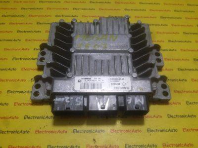 ECU Calculator motor Renault Megane 1.5DCI 8200659536, S122326110A
