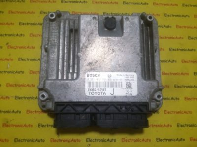 ECU Calculator motor Toyota Yaris 1.4D4D 896610D460, 0281012323