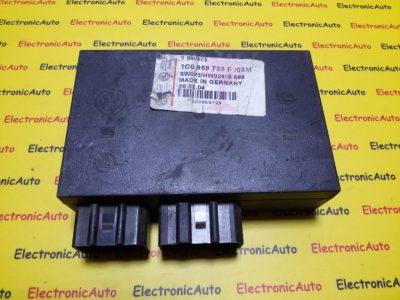 Calculator confort Vw Passat 1C0959799F/03M, 1C0959799F