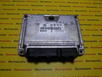 ECU Calculator motor VW Polo 1.4 0261206751, 030906032AP