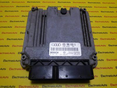 ECU Calculator motor Audi A3 2.0TDI 0281011364, 03G906016G