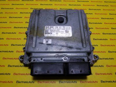 ECU Calculator motor Mercedes Sprinter 2.2CDI 0281015051, A6461506172