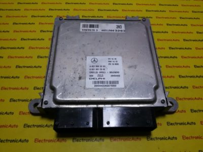 ECU Calculator motor Mercedes Sprinter 2.2CDI A6519003203, A6519012902