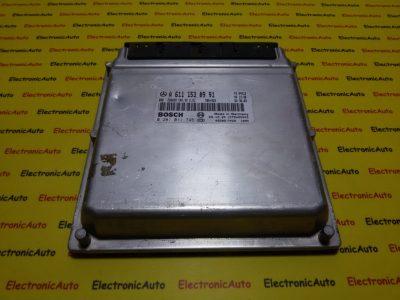 ECU Calculator motor Mercedes Sprinter 2.2CDI 0281011745, A6111530991