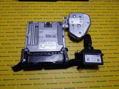 Kit pornire Audi A6 2.0TDI 03L906019AE, 0281016680