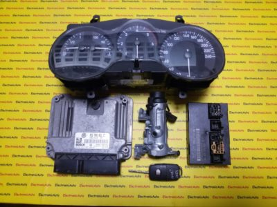 Kit pornire Seat Leon 1.9TDI 03G906021CT, 0281012607