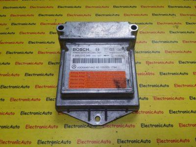 Calculator Airbag Mercedes Sprinter 0285010349, A9064461442