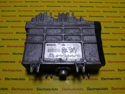 ECU Calculator motor VW Polo 1.0 0261203744/745, 030906026AC